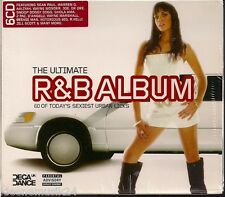 6 CD DOCTOR DRE, Sean Paul, 2 PAC, R. KELLY 'The Ultimate r&b album' NEUF/NEW/NEUF dans sa boîte