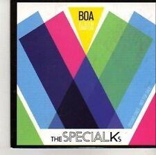 (CV125) Boa sampler, Tha Special Ks - 2011 DJ CD