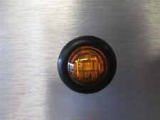 10) KENWORTH PETERBILT 3 LED 3/4 CLEARANCE AMBER LIGHT HD34003YSMD