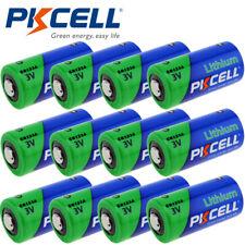 12pcs 123A CR17345 CR123A DL123A PL123A 3V Camera Photo Lithium Batteries