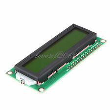 5Pcs Yellow 1602 16x2 Character LCD Display Module HD44780 Controller Blacklight