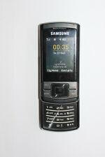 Samsung GT C3050 - Midnight Black (Ohne Simlock) Handy als Ersatzteilspender