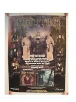 Cradle Of Filth Poster Cruelty And The Beast &