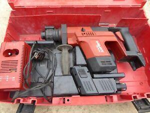 Hilti TE5A 24v battery SDS hammer drill