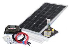 Solarset 100 Watt Basic für Wohnmobile mit Spoilerprofilen