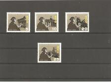 Briefmarken---DDR---1966-----Postfrisch----Mi 1161 - 1164 -----