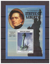St.Vincent, 100 Years of Liberty Block 43, 1986