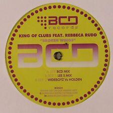 """King Of Clubs (2)feat.Rebbeca Rudd*–Broken Wings12"""" E.P"""