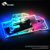 GPU Water Cooling RGB Block for GIGABYTE AORUS GeForce RTX 2080Ti 11G