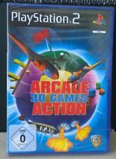 Arcade Action - 30 Games (Sony Playstation 2 / PS2) NEU &  VERSIEGELT * KULT