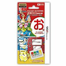 Pokemon Nintendo 2DS screen protective filter