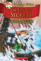 Ship of Secrets, Hardcover by Stilton, Geronimo, Brand New, Free shipping in ...