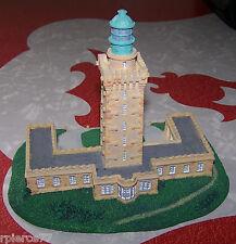 Danbury Mint: Historic Intl Lighthouse Series: Le Cap Frehel Lighthouse France