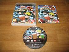 PS3 game - Naruto Ultimate Ninja Storm 2 (complete PAL)