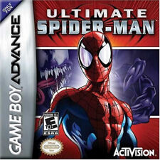 Ultimate Spider-Man GBA New Game Boy Advance