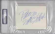 PSA/DNA AUTHENTIC TUPAC SHAKUR AUTOGRAPHED-SIGNED WHITE INDEX CARD 83905020