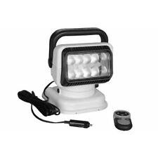 Golight 79004 12-Volt LED Portable Radioray W/ Wireless Remote (White)