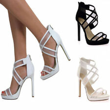 Suede Stiletto Party Medium Width (B, M) Heels for Women