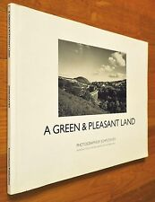 JOHN DAVIES - A GREEN AND PLEASANT LAND - 1987 1ST EDITION SOFTCOVER - FINE COPY