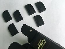 OPTONIC/BAMFORD/DELKIM CONVERSION BITE ALARM TOOMBSTONE EARS THREE PAIRS