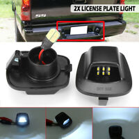 LED Number License Plate light Bulb For Dodge Dakota For Mitsubishi Raid