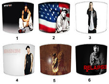 Eminem Lampshades, Ideal To Match Eminem Wall Decals & Stickers