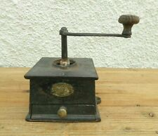 Victorian Antique Cast Iron Kenrick & Sons Coffee Grinders - Spares Repair