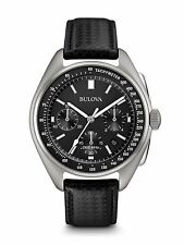 New Bulova 96B251 Special Edition Moon Apollo 15 262Khz Frequency Men's Watch