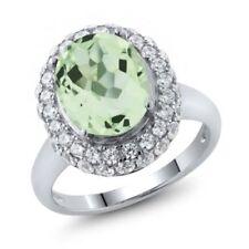 Heating Green Amethyst Fine Jewellery