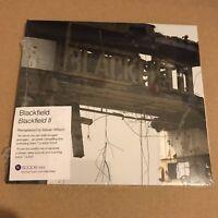 """Blackfield """"Blackfield II"""" 2017 CD Sealed [Steven Wilson Porcupine Tree 2 ll]"""