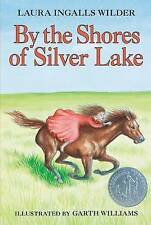 By the Shores of Silver Lake (Little House)-ExLibrary