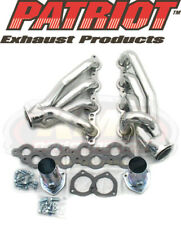 Patriot H8073-1  82-95 Chevy S10 - LS1/LS6 Engine Swap Headers -Silver Ceramic