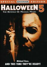 Halloween 5: The Revenge of Michael Myers [Special Edition] (2008, DVD NIEUW)