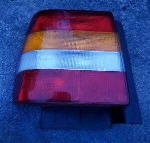 Genuine OEM 1985-92 Saab 9000 Hatchback Driver LEFT Tail Light Lamp Assembly
