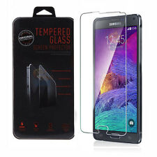 Ultra Clear Tempered Glass Film Screen Protector for Samsung Galaxy Note 4 IV