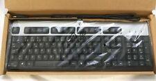 NEW swedish USB keyboard HP KU-0316 QWERTY 537746-101 434821-102