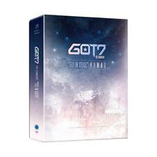 GOT7 1st CONCERT FLY IN SEOUL FINAL 3 DVD + PHOTOCARD SET + BOOKMARK + POSTER
