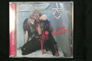 Twisted Sister ‎– Stay Hungry   - New Sealed CD (C1091)