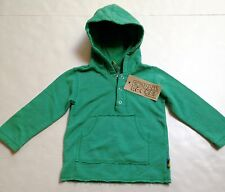 Charlie Rocket Boutique Brand Boys Hooded Top Size 9-12 mo~New Tag