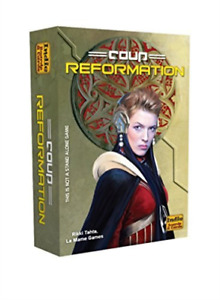 Coup Reformation Expansion 2nd edition (US IMPORT) NEW