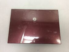 577193-001 HP ProBook 4310 Red/Black LCD Back Panel Cover - 90 Days RTB