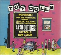 THE TOY DOLLS - A FAR OUT DISC - (still sealed digi-pak cd) - AHOY DPX 623