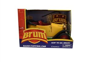 Vintage Brum Radio Control Car Radio Shack 600-2797