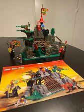Lego 6076 Drachenhöhle Burg Ritter+Anleitung Unvollständig Bitte Beschreibung