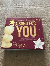 Various Artists - Forever Friends 'A Song For You' - Various Artists CD MUVG The