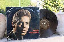 "LP  eddie cochran - "" same"" original french 1963 (LBY 1174 F)"