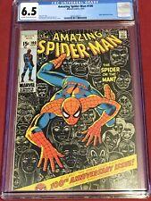 AMAZING SPIDER-MAN 100 CGC 6.5 Stan Lee John Romita Gil Kane 1971