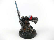 Brother - Bruder Captain der Grey Knights - bemalt Metall - 2