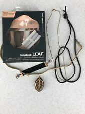 Bellabeat Leaf Nature Smart Jewelry Health Tracker in Rose Gold W/ Accessories