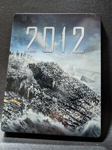 2012 (Blu-ray, Steelbook) Danny Glover - Chiwetel Ejiofor - Woody Harrelson